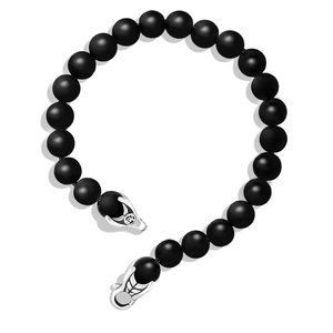 Spiritual Beads Bracelet with Black Onyx alternative image