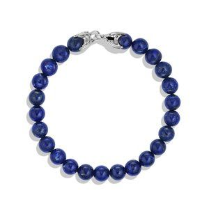 Spiritual Beads Bracelet with Lapis Lazuli alternative image