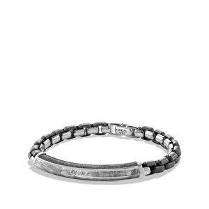 Meteorite ID Bracelet