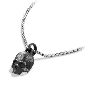 Waves Skull Amulet alternative image