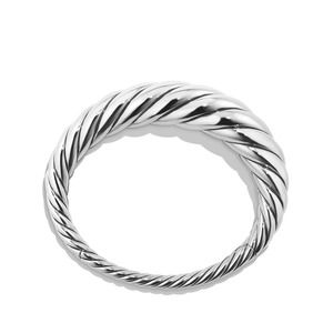 Pure Form Cable Bracelet, 17mm alternative image