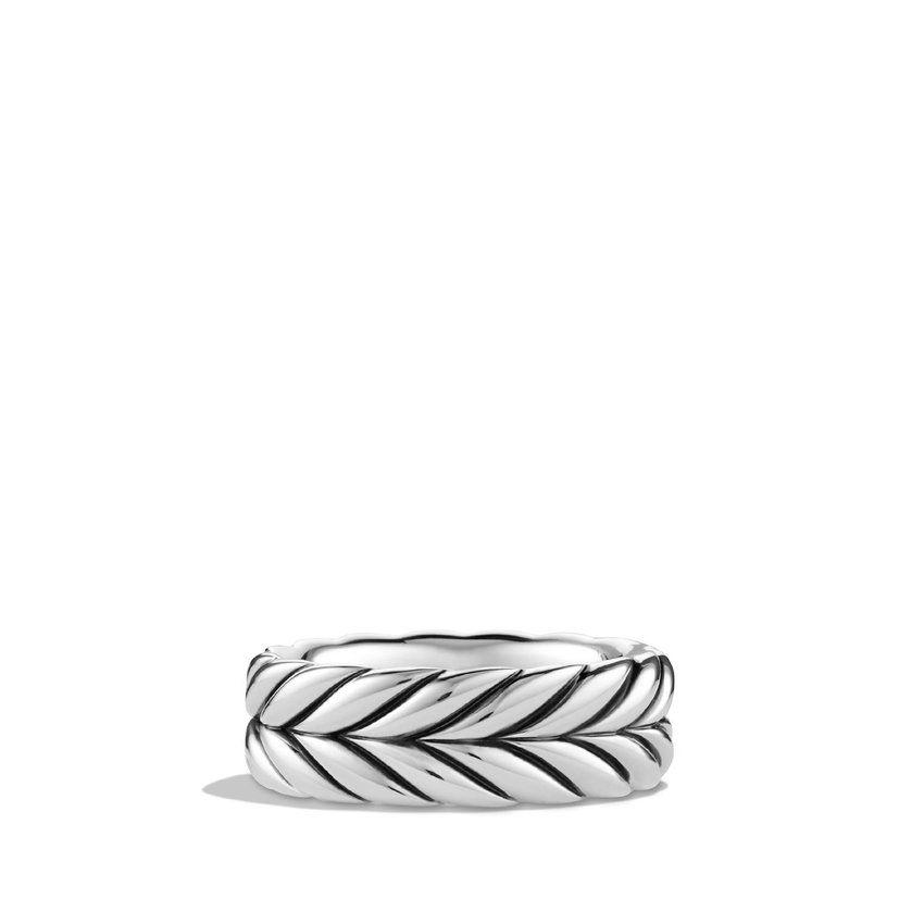 Chevron Band Ring