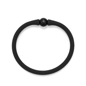 Spiritual Beads Stone Rubber Bracelet with Black Onyx alternative image