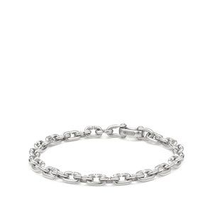 Chain Links Narrow Bracelet