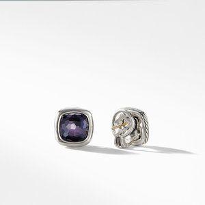 Albion® Stud Earrings in Black Orchid alternative image