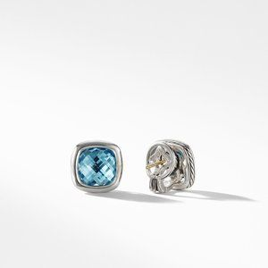 Albion® Stud Earrings in Blue Topaz alternative image