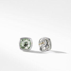 Albion® Stud Earrings in Prasiolite alternative image