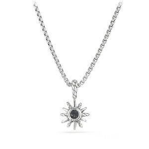 Starburst Kids Necklace with Diamonds, 8mm alternative image