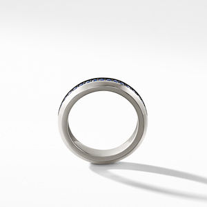 Streamline® Band Ring with Sapphires alternative image