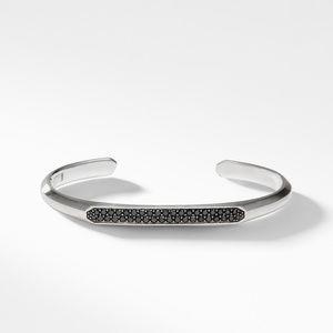 Streamline® Cuff Bracelet with Black Diamonds alternative image