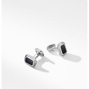 Deco Cufflinks with Black Onyx alternative image