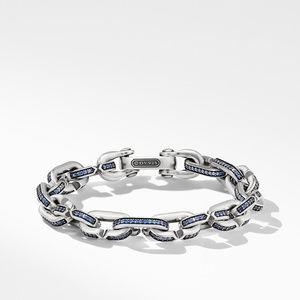 Streamline® Chain Link Bracelet with Sapphires