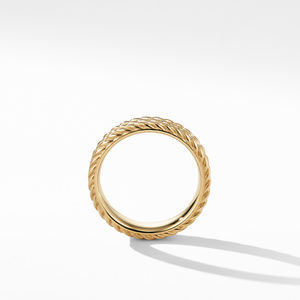 Maritime® Rope Band Ring in 18k Yellow Gold alternative image