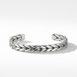 Chevron Woven Cuff Bracelet alternative image