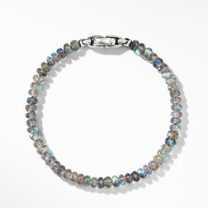 Faceted Bead Bracelet with Labradorite alternative image