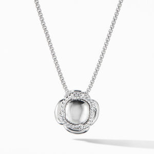 Continuance Pearl Pendant Necklace with Diamonds alternative image