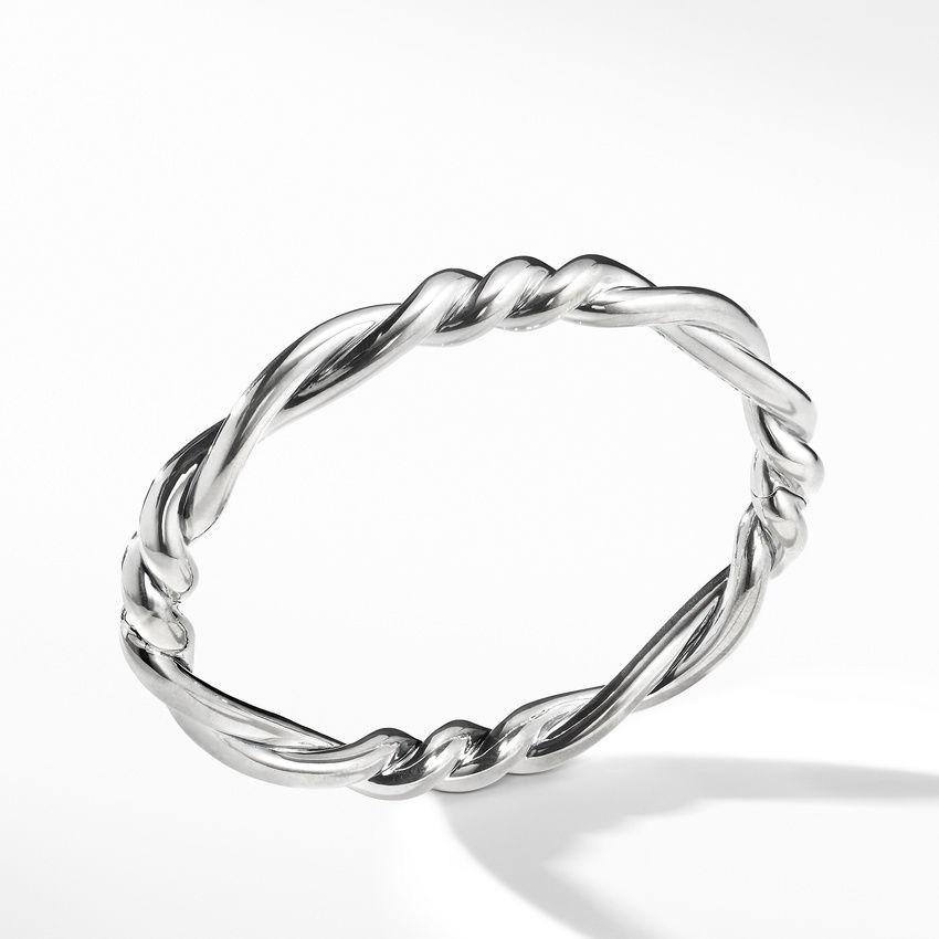 Continuance Center Twist Bracelet