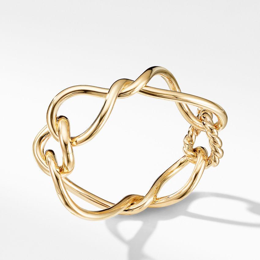 Continuance Bold Bracelet in 18k Gold, 29.2mm