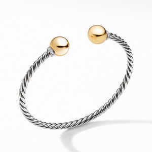 Solari Bracelet with Diamonds and 18K Gold