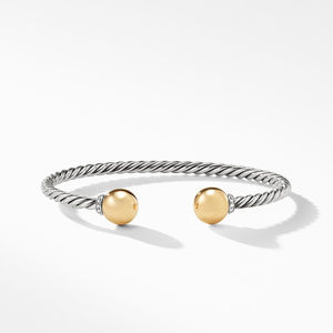 Solari Bracelet with Diamonds and 18K Gold alternative image