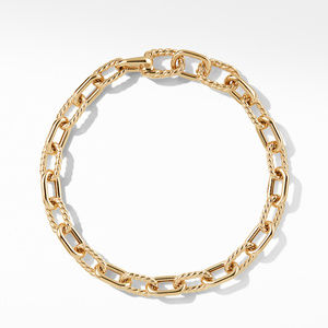 DY Madison Bold Bracelet in 18K Gold, 6mm alternative image
