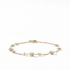 Starburst Constellation Bracelet in 18K Gold with Diamonds