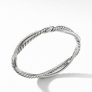 Continuance Full Pavé Bracelet with Diamonds