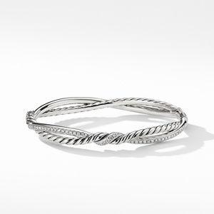 Continuance Full Pavé Bracelet with Diamonds alternative image