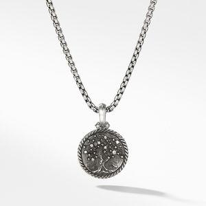 Tree of Life Amulet with Diamonds