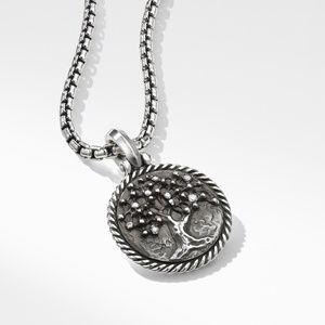 Tree of Life Amulet with Diamonds alternative image