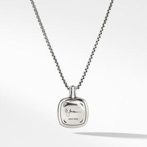 Albion® Pendant withPrasiolite alternative image