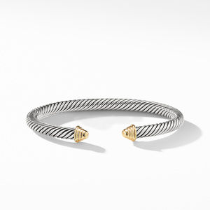 Cable Classics Bracelet with Gold alternative image