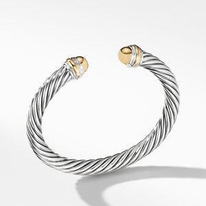 Bracelet with 14K Gold