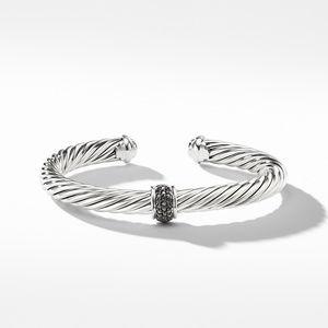 Bracelet with Black Diamonds alternative image