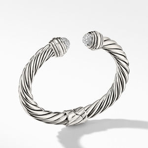 Cable Classics Collection® Bracelet with Diamonds 8