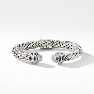 Cable Classics Collection® Bracelet with Diamonds 8 alternative image