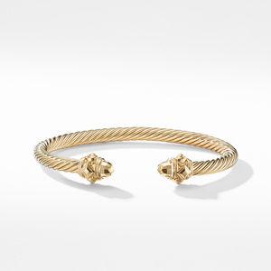 Renaissance Bracelet in 18K Gold, 5mm alternative image