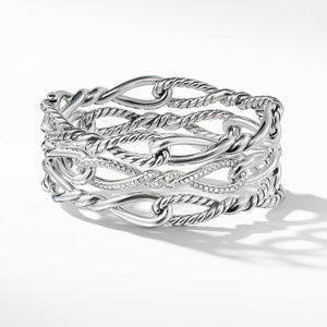 Continuance Multi Row Cuff with Diamonds alternative image