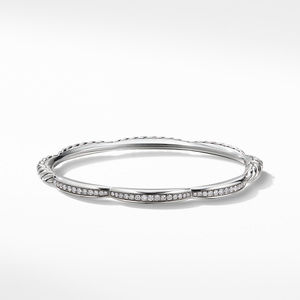 Tides Three Station Bracelet with Diamonds alternative image