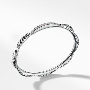 Tides Single Station Bracelet with Diamonds