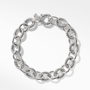 Oval Link Bracelet alternative image