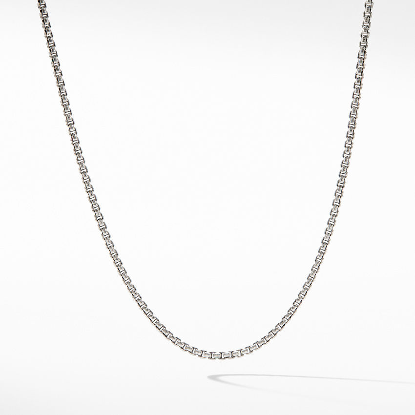 Chain Necklace with Gold
