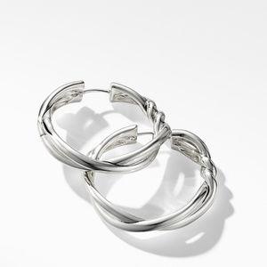 Continuance Hoop Earrings alternative image