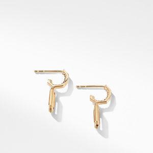 Novella Hoop Earrings in Citrine alternative image