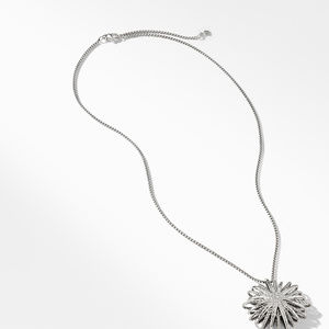 Starburst Large Pendant Necklace with Diamonds alternative image