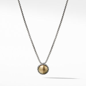 Chatelaine® Necklace with 18K Gold