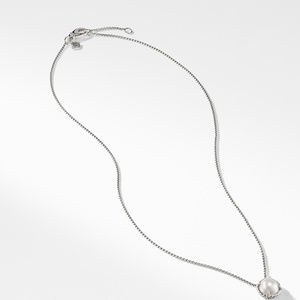 Chatelaine® Pendant Necklace with Pearl alternative image