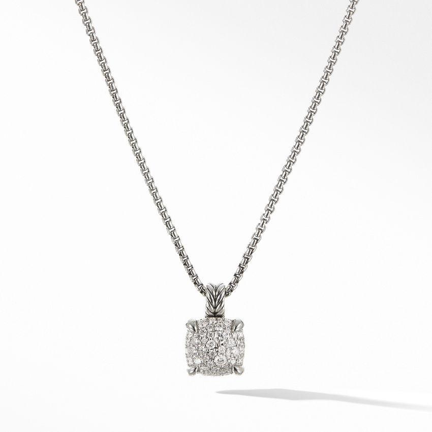 Chatelaine® Pendant Necklace with Diamonds