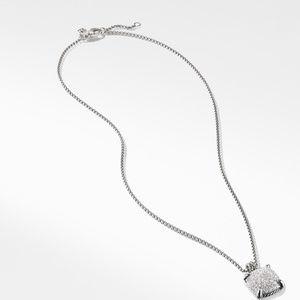 Chatelaine Necklace with Diamonds, 14mm alternative image