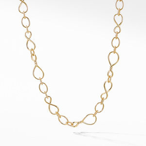 Continuance® Medium Chain Necklace in 18K Gold